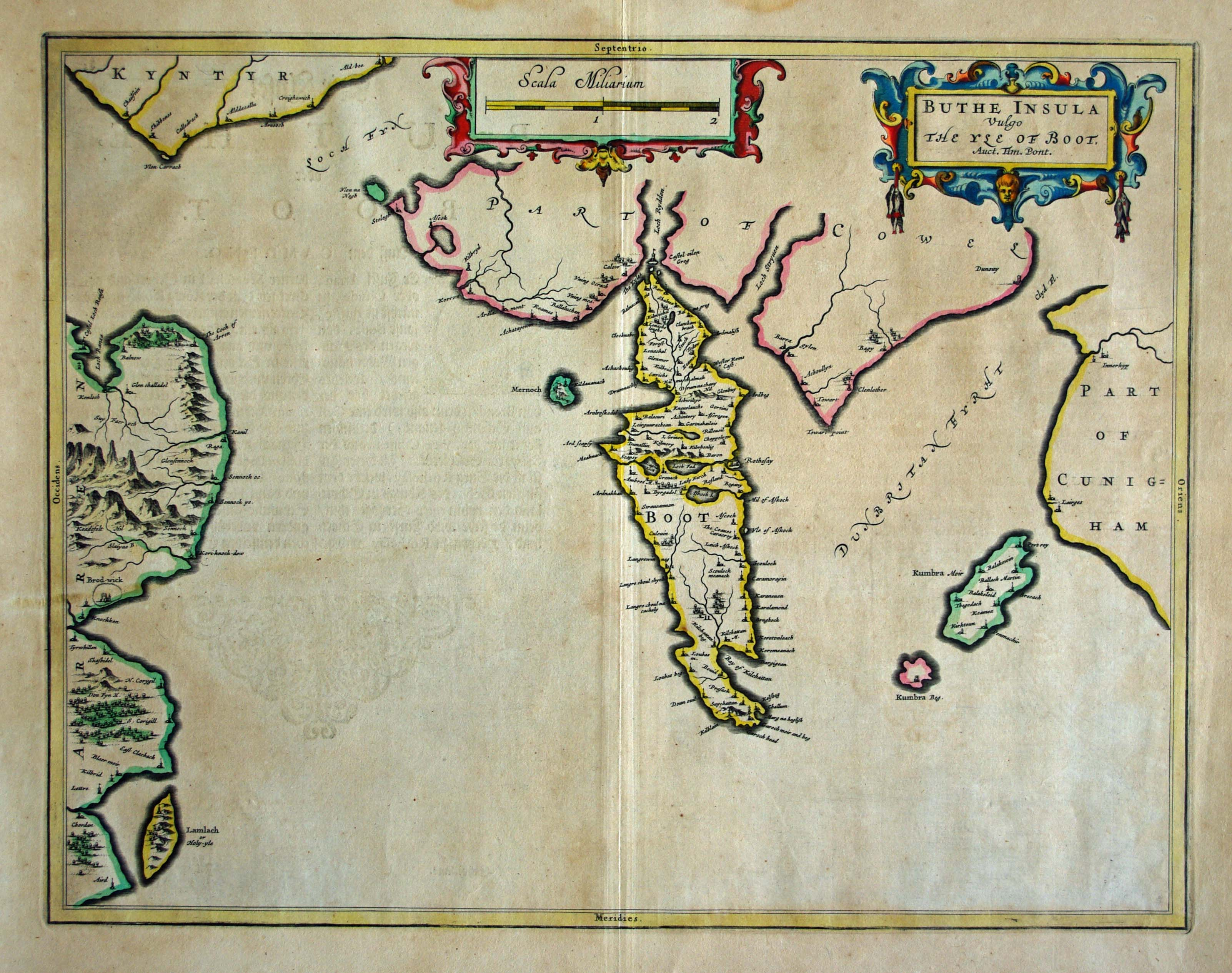 Blaeu's Bute, click for full res image