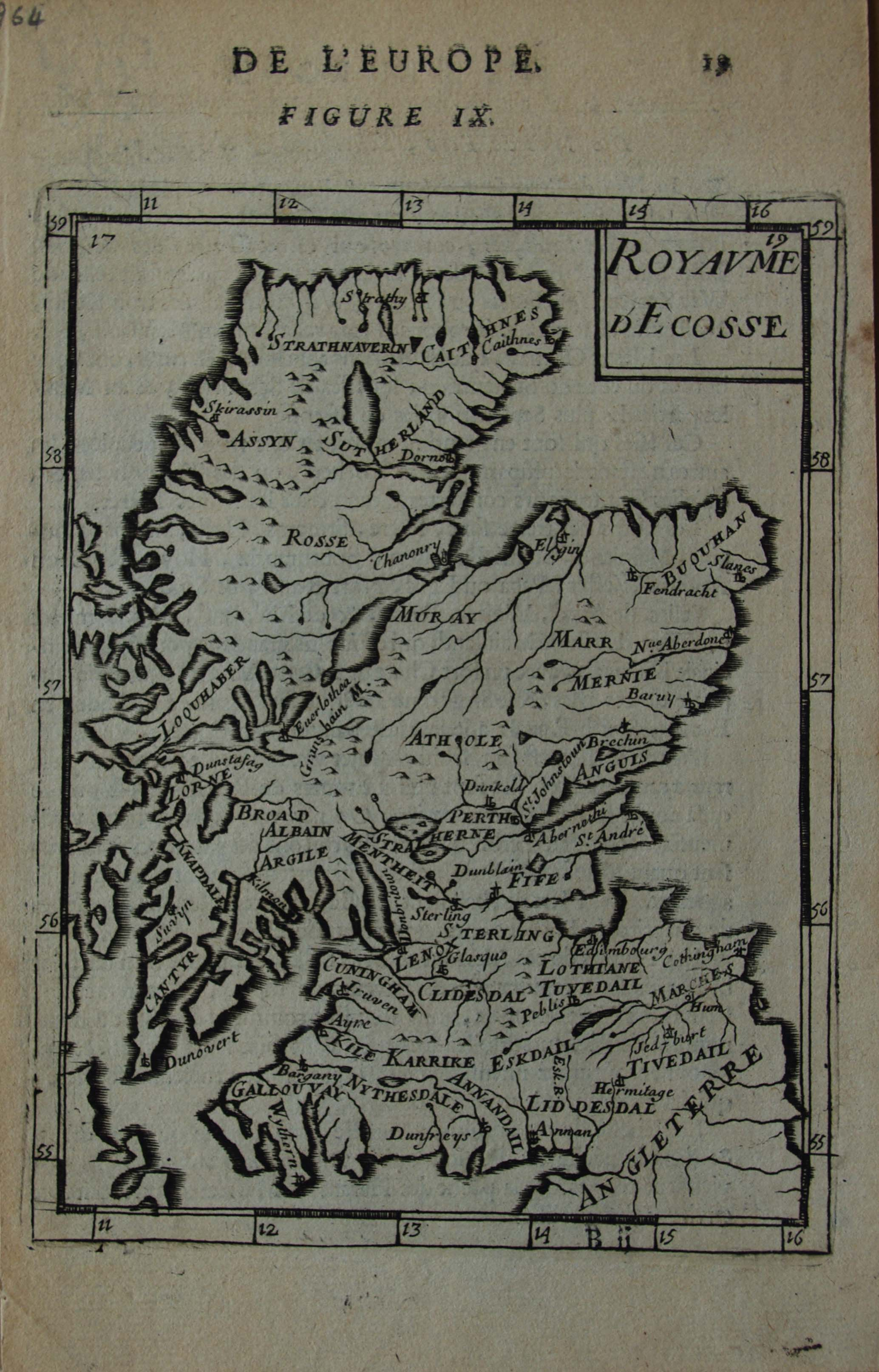 Royaume d'Ecosse, click for full res image